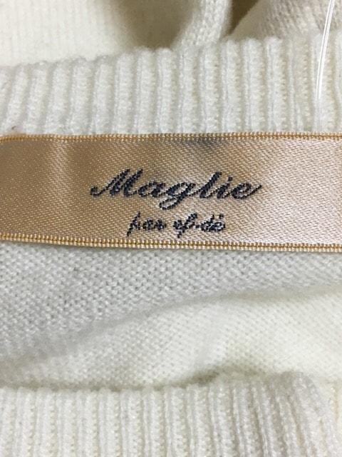 Maglie par ef-de(マーリエ)のカーディガン