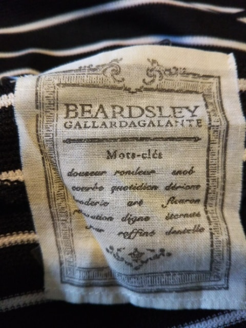 BEARDSLEY(ビアズリー)のカットソー