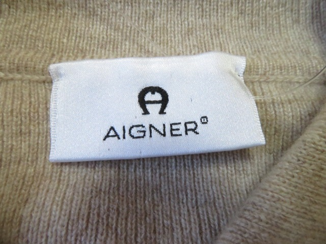 AIGNER(アイグナー)のカーディガン