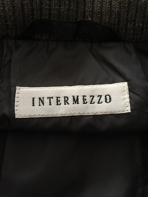 INTERMEZZO(インターメッツォ)のダウンコート