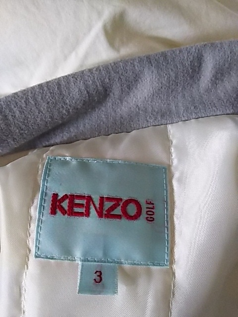 KENZO(ケンゾー)のダウンベスト