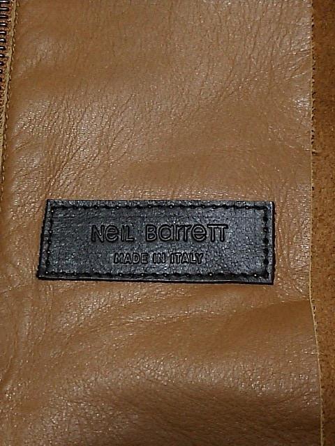 NeilBarrett(ニールバレット)のブルゾン