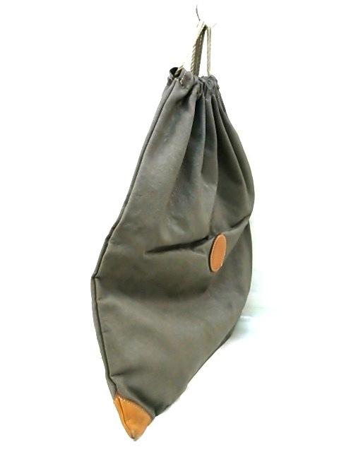 ... シーピーカンパニー バッグ ダークグレー 巾着袋 PVC(塩化ビニール) 2 ...
