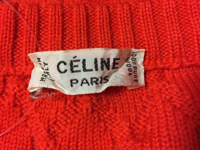 CELINE(セリーヌ)のカーディガン