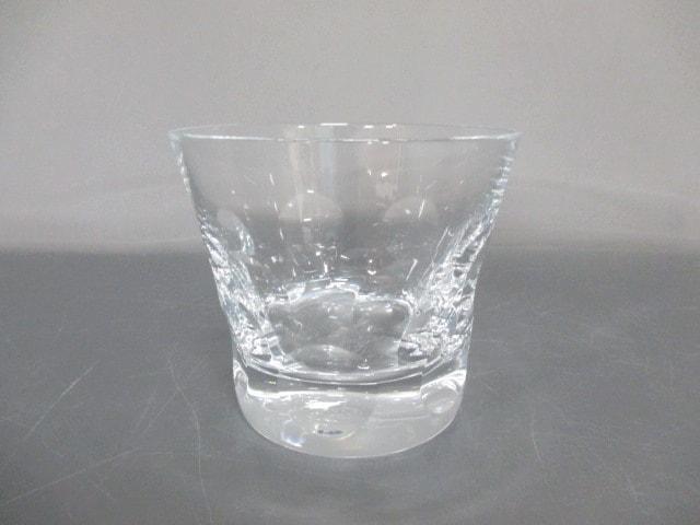 ミルニュイ Baccarat (バカラ) クリスタルガラス ペアグラス新品同様■ 【中古】 クリア