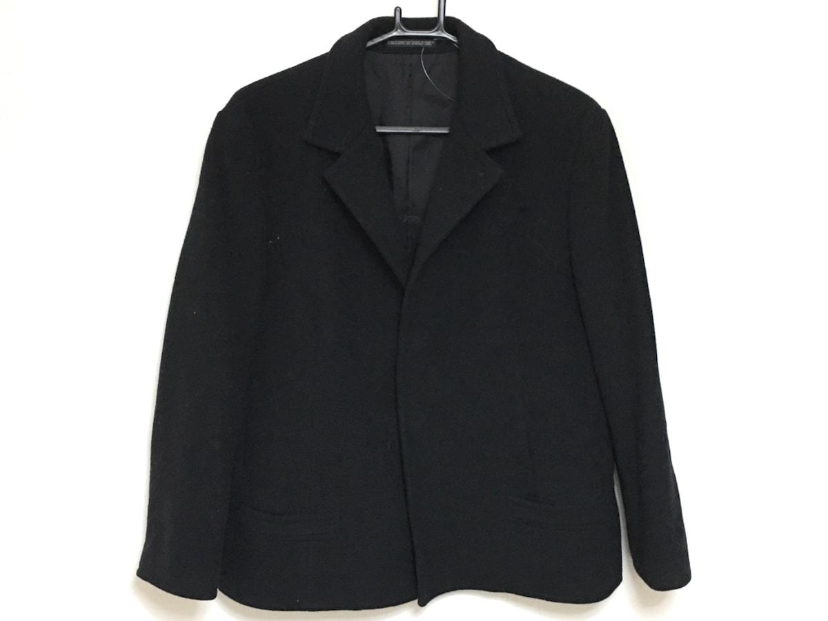 ジャケット 黒____