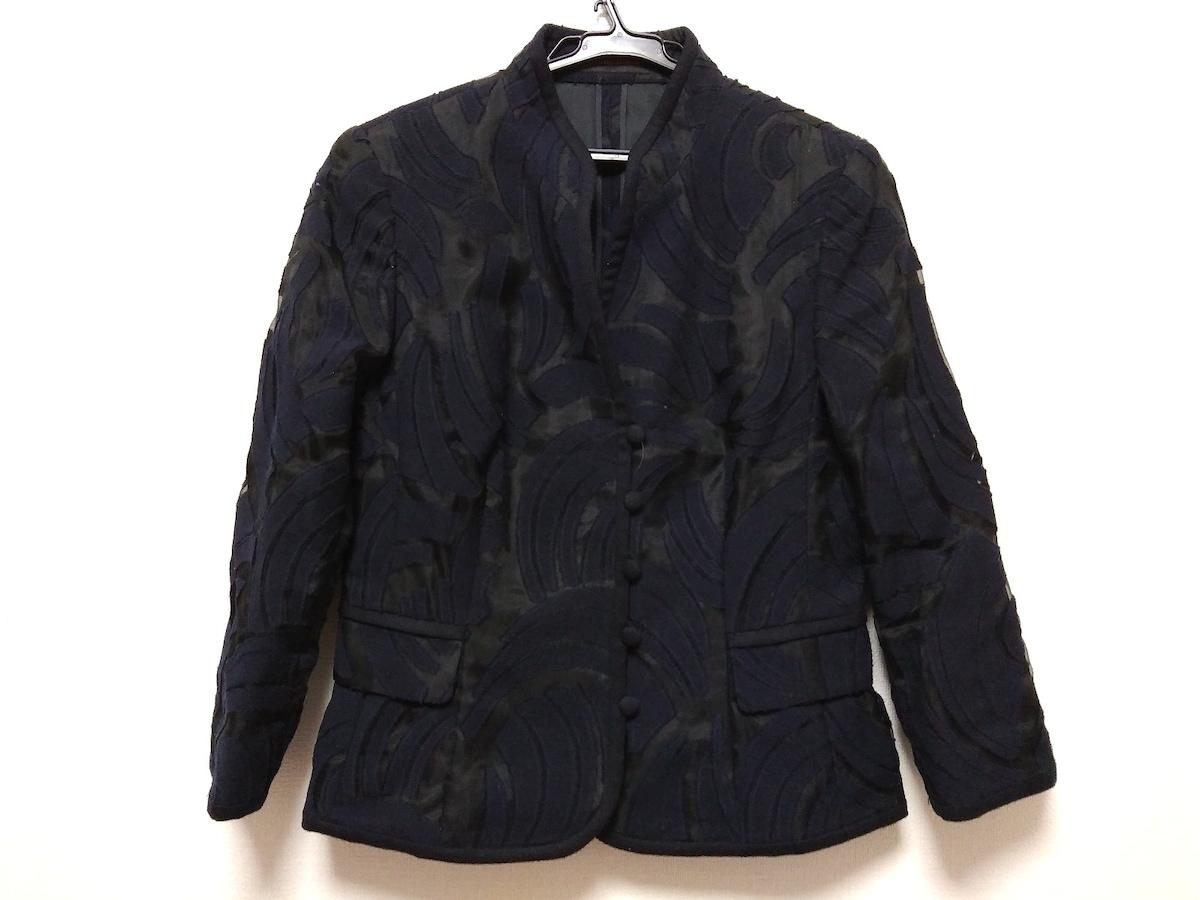 e1ce2474bf YOSHIE INABA(ヨシエイナバ) ジャケット サイズ9 M レディース美品 ...