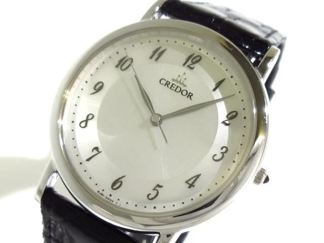 8J81-0AC0_腕時計 シルバー___