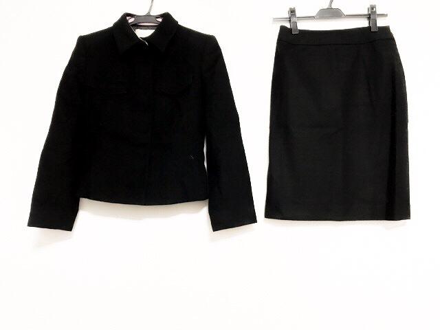スカートセットアップ 黒____