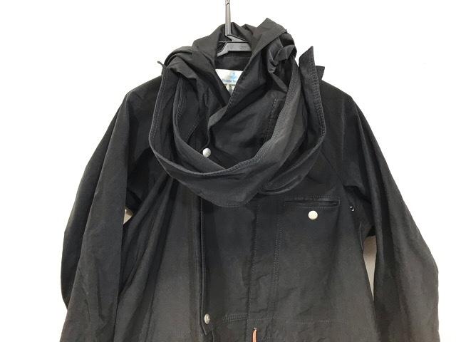 コート 黒____