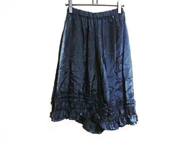 COMMEdesGARCONS COMMEdesGARCONS(コムデギャルソン コムデギャルソン)のスカート 黒