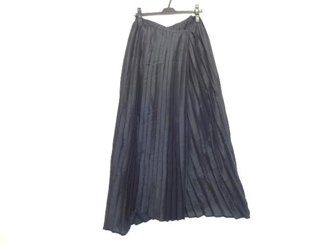 スカート 黒____