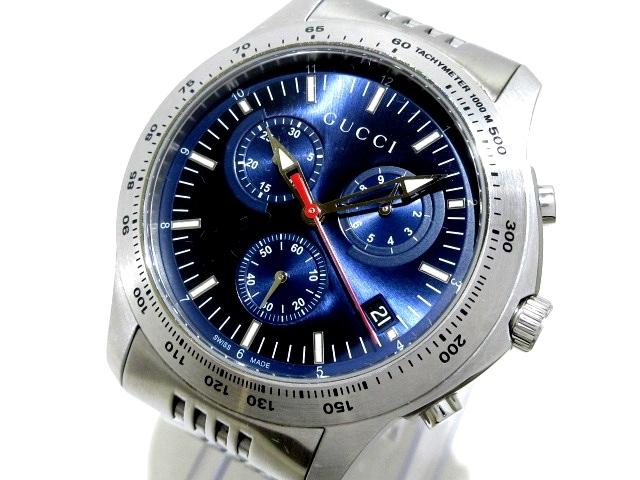 GUCCI 腕時計 Gタイムレスクロノ 126.2