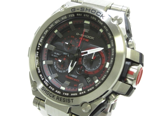 CASIO 腕時計 G-SHOCK MT-G'MTG-S1000D