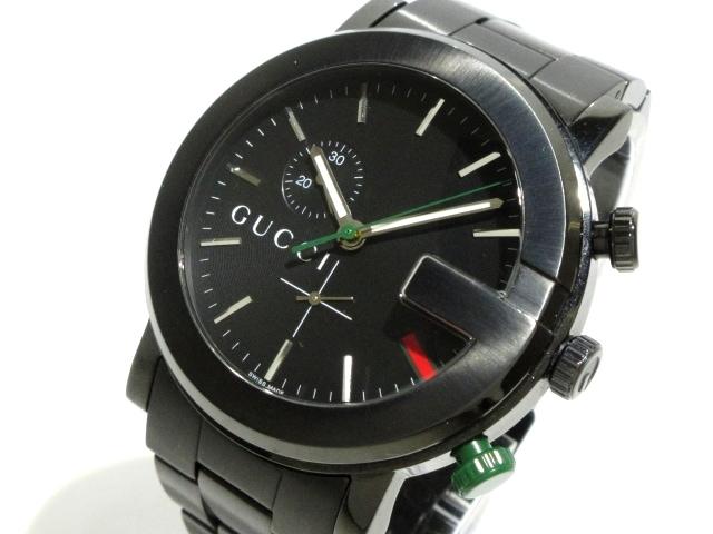 GUCCI 腕時計 Gクロノ・101M