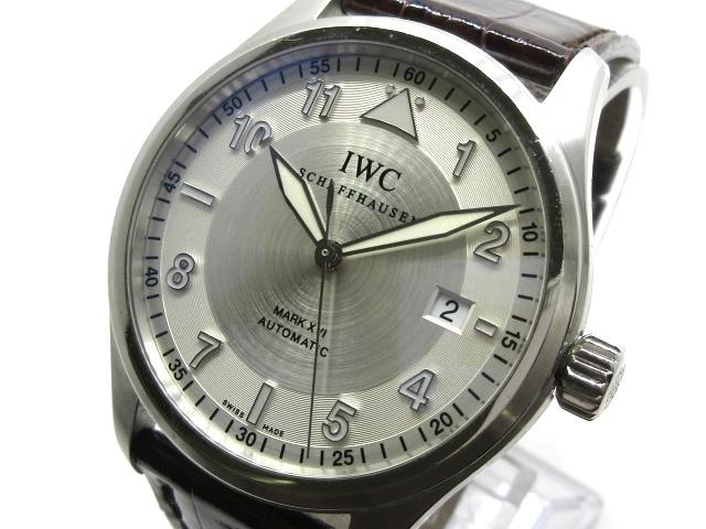IWC 腕時計 マーク16 スピットファイア IW325502※箱・ケース・取扱説明書付き