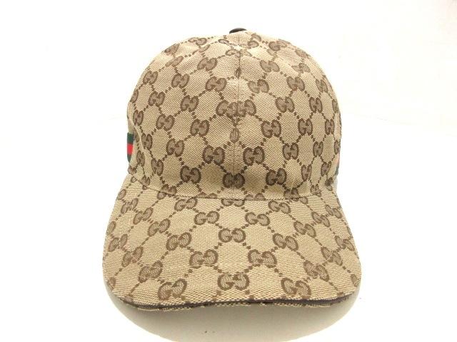 GUCCI 帽子 200035