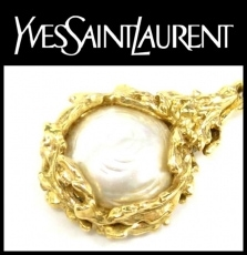 YvesSaintLaurent(イヴサンローラン)のネックレス