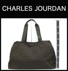 CHARLESJOURDAN(シャルルジョルダン)のボストンバッグ