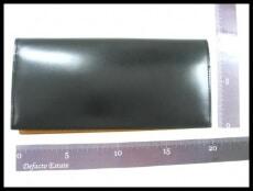 SHELL CORDOVAN(シェルコードバン)の長財布
