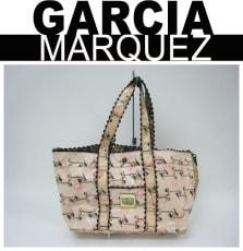 GARCIA MARQUEZ(ガルシアマルケス)のトートバッグ