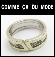 COMME CA DU MODE(コムサデモード)のリング