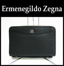 ErmenegildoZegna(ゼニア)のセカンドバッグ