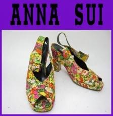 ANNA SUI(アナスイ)のサンダル