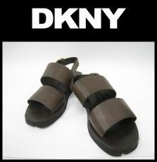 DKNY(ダナキャラン)のサンダル