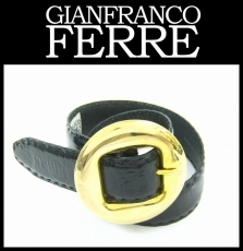 GIANFRANCO FERRE(ジャンフランコフェレ)のベルト