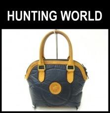 HUNTING WORLD(ハンティングワールド)のハンドバッグ