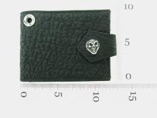 Bill Wall Leather(ビルウォールレザー)の2つ折り財布