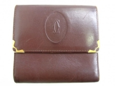 Cartier(カルティエ)のWホック財布