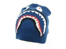 A BATHING APE(ア ベイシング エイプ)の帽子