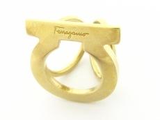 SalvatoreFerragamo(サルバトーレフェラガモ)のリング