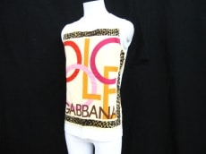 DOLCE&GABBANA(ドルチェアンドガッバーナ)のタンクトップ