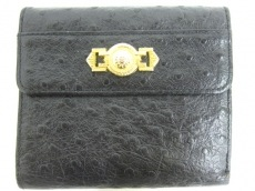 VERSACE(ヴェルサーチ)のWホック財布