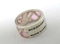 Burberry Blue Label(バーバリーブルーレーベル)のリング