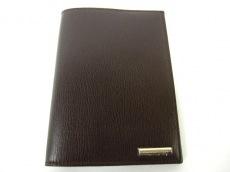 ErmenegildoZegna(ゼニア)の手帳