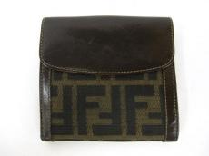 FENDI(フェンディ)のWホック財布