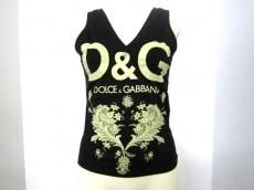 D&G(ディーアンドジー)のタンクトップ