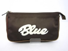Burberry Blue Label(バーバリーブルーレーベル)のポーチ