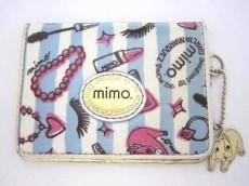 mimo(ミモ)のパスケース