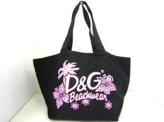 D&G BEACH WEAR(ディーアンドジービーチウエア)のトートバッグ