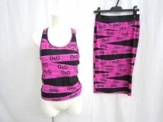 D&G(ディーアンドジー)のスカートセットアップ
