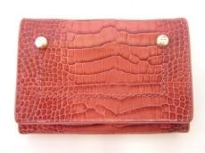 FRANCESCO BIASIA(フランチェスコ・ビアジア)の2つ折り財布