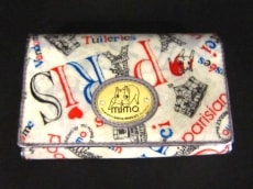 mimo(ミモ)の2つ折り財布