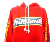 HYSTERIC GLAMOUR(ヒステリックグラマー)のパーカー