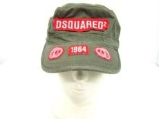 DSQUARED2(ディースクエアード)の帽子