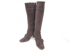 enrecre(アンレクレ)のブーツ